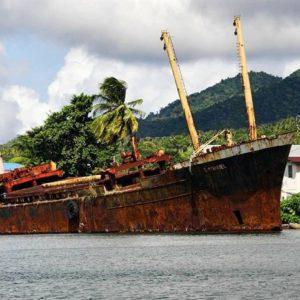 جلوگیری از خوردگی کشتی و تاسیسات فراساحلی