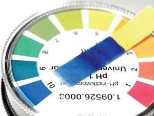 اندازه گیری pH