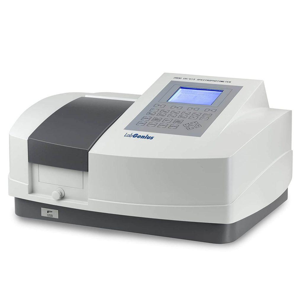 UV-Vis یا طیف سنج مرئی فرابنفش (اسپکتروفتومتر )