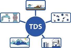 اندازه گیری کل جامدات محلول (TDS)