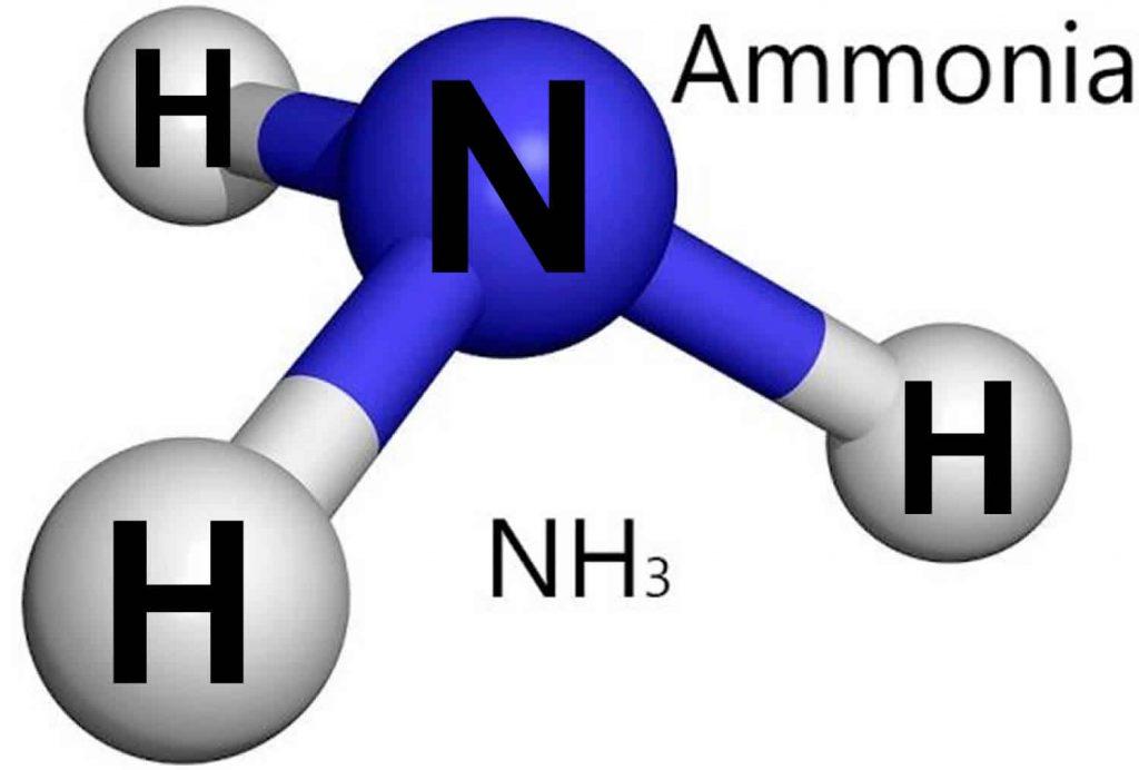 اندازه گیری آمونیاک (NH3)